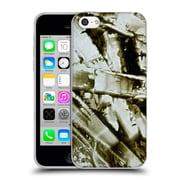 Official Demian Dressler SERIES TERRA SYNTHETICA Forest Bones Soft Gel Case for Apple iPhone 5c