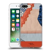 Official British Museum Community and Nurture 2 Pattern Mix Soft Gel Case for Apple iPhone 7 Plus
