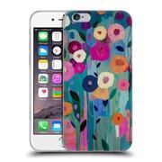 Official Carrie Schmitt Florals Nurture Your Soul Soft Gel Case for Apple iPhone 6 / 6s