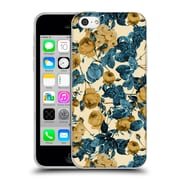 Official Burcu Korkmazyurek Floral 80's Summer Garden Soft Gel Case for Apple iPhone 5c