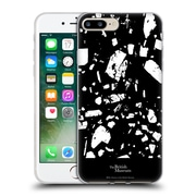 Official British Museum Decoration and Ceremony BW Prints Soft Gel Case for Apple iPhone 7 Plus
