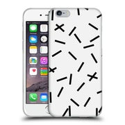 Official Caitlin Workman Modern Confetti Soft Gel Case for Apple iPhone 6 / 6s