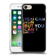 Official BRING ME THE HORIZON Key Art You Can Run Soft Gel Case for Apple iPhone 7