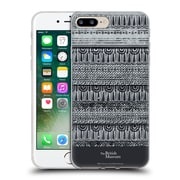 Official British Museum Community and Nurture Pattern Soft Gel Case for Apple iPhone 7 Plus