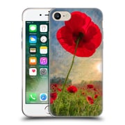 Official Celebrate Life Gallery Florals Poppy Soft Gel Case for Apple iPhone 7