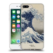 Official British Museum Images and Objects Under The Wave Soft Gel Case for Apple iPhone 7 Plus
