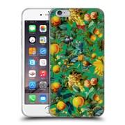 Official Burcu Korkmazyurek Tropical Fruit Pattern Soft Gel Case for Apple iPhone 6 Plus / 6s Plus