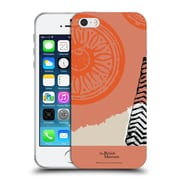 Official British Museum Community and Nurture 2 Stamps Soft Gel Case for Apple iPhone 5 / 5s / SE