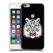 Official Chobopop Animals Snow Tiger Soft Gel Case for Apple iPhone 6 Plus / 6s Plus