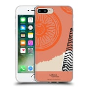 Official British Museum Community and Nurture 2 Stamps Soft Gel Case for Apple iPhone 7 Plus