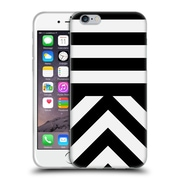 Official Caitlin Workman Modern Black 03 Soft Gel Case for Apple iPhone 6 / 6s
