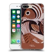 Official British Museum Images and Objects Greek Vase Fish Soft Gel Case for Apple iPhone 7 Plus