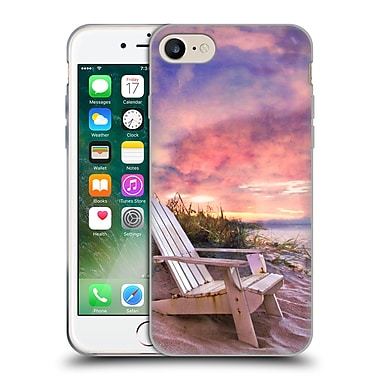 Official Celebrate Life Gallery Beaches 2 Coffee Time Soft Gel Case for Apple iPhone 7