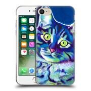 Official DAWGART CATS Alphonse Soft Gel Case for Apple iPhone 7