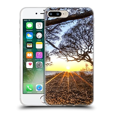 Official Celebrate Life Gallery Beaches The Reach Soft Gel Case for Apple iPhone 7 Plus