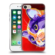 Official DAWGART CATS Issa Soft Gel Case for Apple iPhone 7