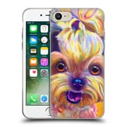 Official Dawgart Dogs Bloom Soft Gel Case for Apple iPhone 7