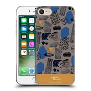 Official British Museum Community and Nurture Fish And Jars Soft Gel Case for Apple iPhone 7