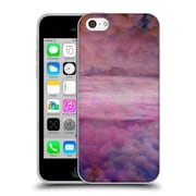 Official Caleb Troy Clouds Orange Berry Clouds Soft Gel Case for Apple iPhone 5c