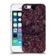 Official Celandine Camouflage Fit In Mauve Soft Gel Case for Apple iPhone 5 / 5s / SE