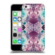 Official Caleb Troy Vivid Blacklight Garden Soft Gel Case for Apple iPhone 5c