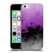 Official Caleb Troy Clouds Zero Visibility Orchid Soft Gel Case for Apple iPhone 5c