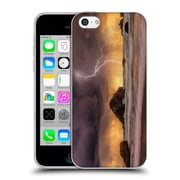 Official DARREN WHITE BEACHES AND OCEANS Chaos At The Well Soft Gel Case for Apple iPhone 5c