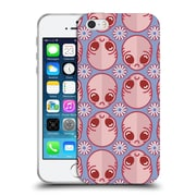 Official Chobopop Aliens Sad Soft Gel Case for Apple iPhone 5 / 5s / SE