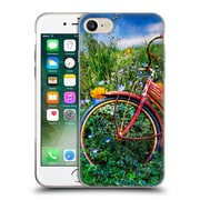 Official Celebrate Life Gallery Bicycle Wind At Your Back Soft Gel Case for Apple iPhone 7