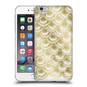 Official Caitlin Workman Modern Organic Burst Gold Soft Gel Case for Apple iPhone 6 Plus / 6s Plus