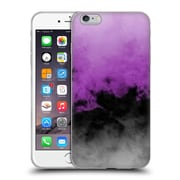 Official Caleb Troy Clouds Zero Visibility Orchid Soft Gel Case for Apple iPhone 6 Plus / 6s Plus