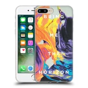 Official BRING ME THE HORIZON Key Art Spirit Soft Gel Case for Apple iPhone 7 Plus