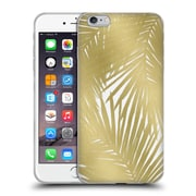 Official Caitlin Workman Organic Palms Gold Soft Gel Case for Apple iPhone 6 Plus / 6s Plus