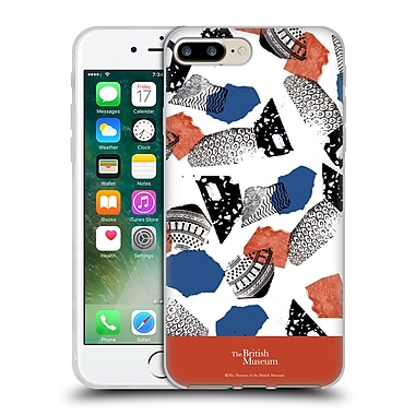 Official British Museum Community and Nurture 2 Abstract Mix Soft Gel Case for Apple iPhone 7 Plus