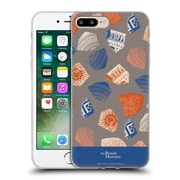 Official British Museum Community and Nurture Fragments Soft Gel Case for Apple iPhone 7 Plus