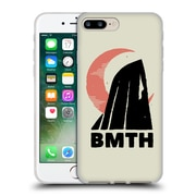 Official BRING ME THE HORIZON Key Art Moon Natural Soft Gel Case for Apple iPhone 7 Plus