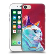 Official DAWGART CATS Pixie Girl Soft Gel Case for Apple iPhone 7