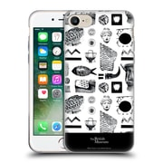 Official British Museum Community and Nurture BW Elements Soft Gel Case for Apple iPhone 7
