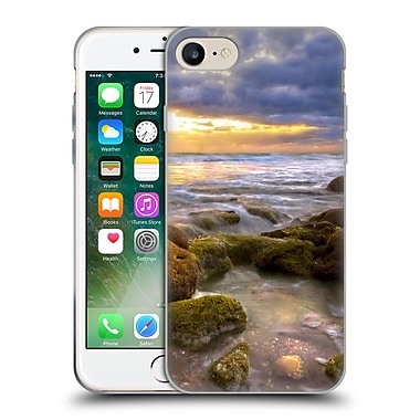 Official Celebrate Life Gallery Beaches Star Coral Soft Gel Case for Apple iPhone 7