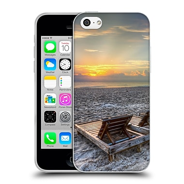 Official Celebrate Life Gallery Beaches 2 Just Lounging Around Soft Gel Case for Apple iPhone 5c
