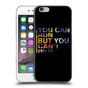 Official BRING ME THE HORIZON Key Art You Can Run Soft Gel Case for Apple iPhone 6 / 6s