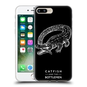 Official Catfish and the Bottlemen Key Art The Ride Soft Gel Case for Apple iPhone 7 Plus