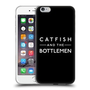 Official Catfish and the Bottlemen Key Art Logo Soft Gel Case for Apple iPhone 6 Plus / 6s Plus
