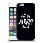 Official BRING ME THE HORIZON Key Art I'll Be Alright Soft Gel Case for Apple iPhone 6 / 6s