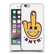 Official BRING ME THE HORIZON Key Art Happy Finger Soft Gel Case for Apple iPhone 6 / 6s