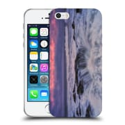 Official DARREN WHITE BEACHES AND OCEANS Seagull Storm Watch Soft Gel Case for Apple iPhone 5 / 5s / SE