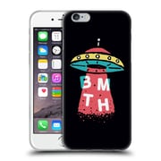 Official BRING ME THE HORIZON Key Art UFO Soft Gel Case for Apple iPhone 6 / 6s