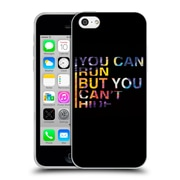 Official BRING ME THE HORIZON Key Art You Can Run Soft Gel Case for Apple iPhone 5c