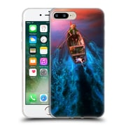 Official Daniel Conway Surreal Scenery Lights Beneath The Lake Soft Gel Case for Apple iPhone 7 Plus