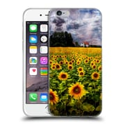 Official Celebrate Life Gallery Florals Dreaming Of Sunflowers Soft Gel Case for Apple iPhone 6 / 6s